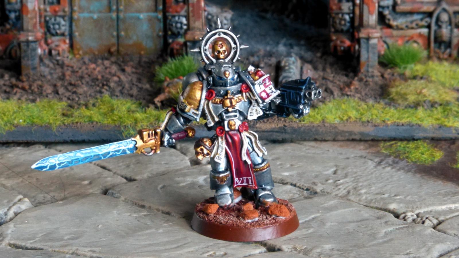 Aediles, Bruderschafts-Champion der 7. Bruderschaft