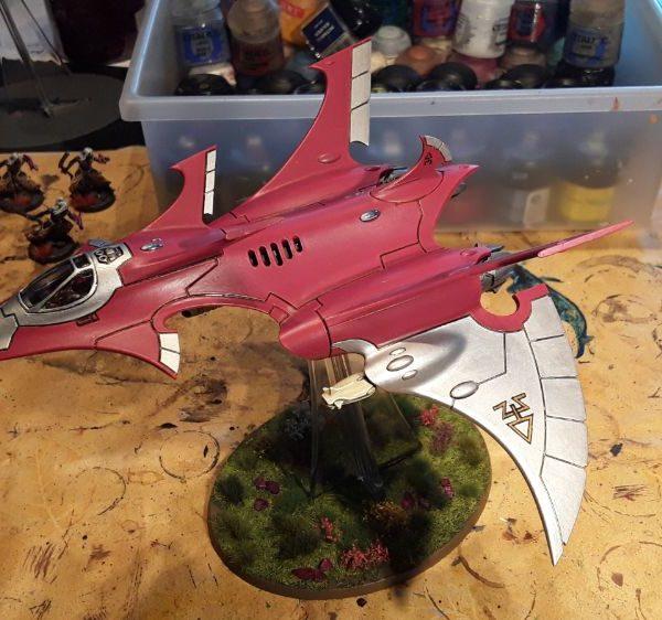 Crimson Hunter-Exarch